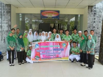 Kunjungan ke BPTIKP Propinsi Jawa Tengah